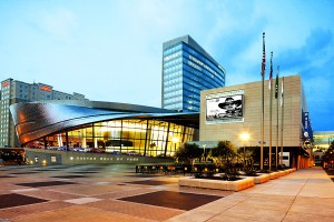 NASCAR Hall of Fame bank loans