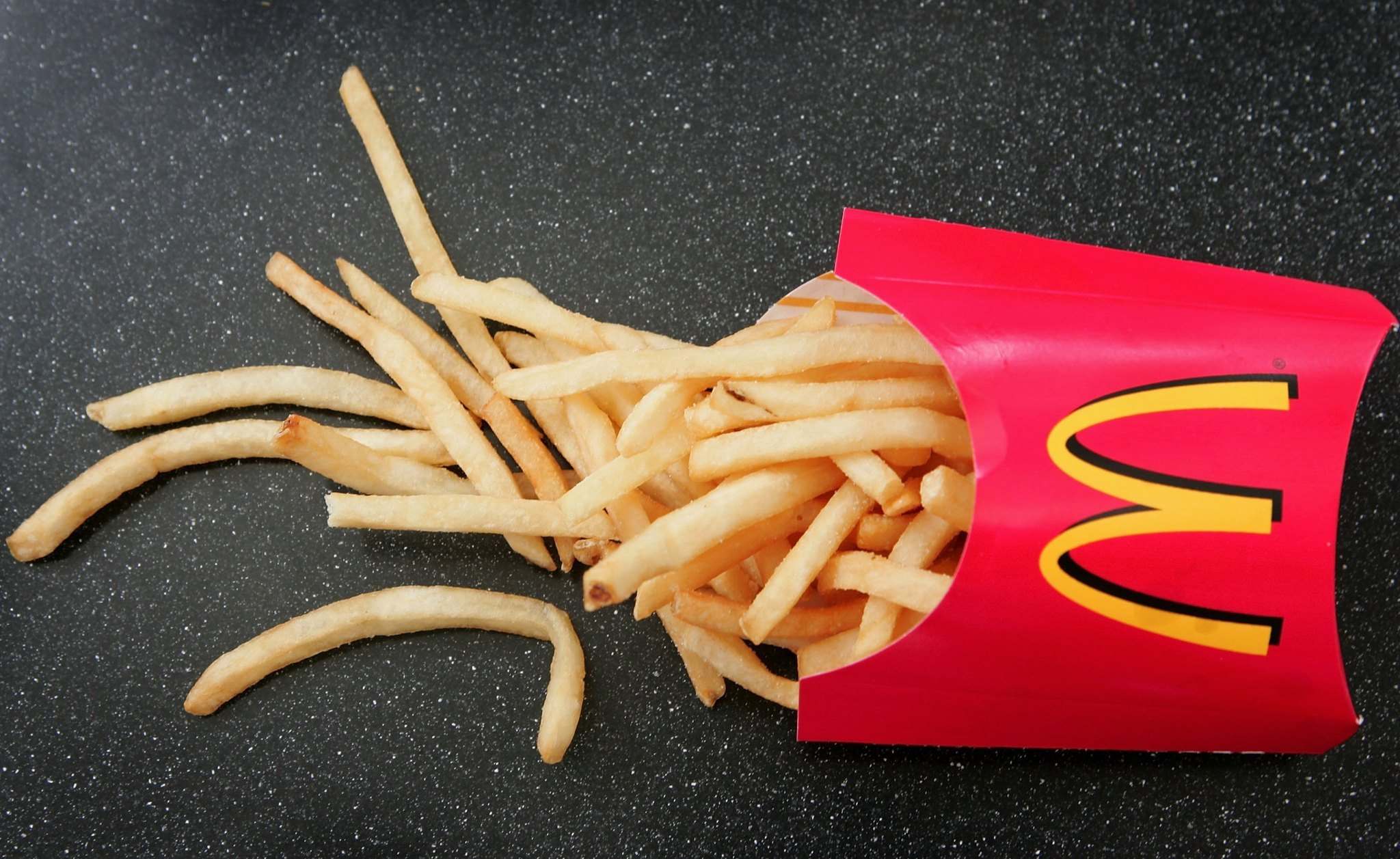 The Scary Truth Behind McDonald's French Fries