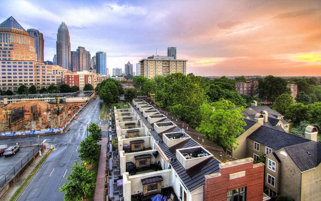 Top 10 best neighborhoods of charlotte charlotte stories for Ward builders nc