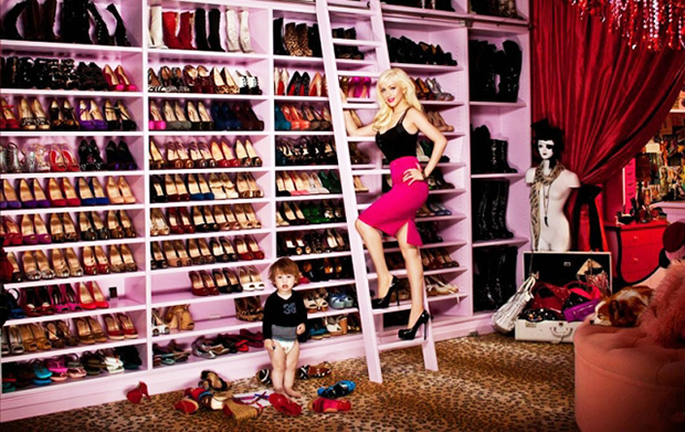 having-a-shoe-closet