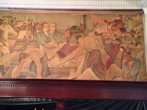 historic hotel syracuse paintings