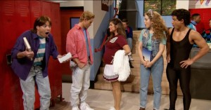 jimmy fallon brings back saved by the bell cast