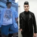22-year-old Matt Diaz loses 270 pounds