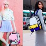 2d bags look like cartoons3
