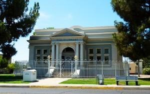 Bakersfield-Baker Branch Library