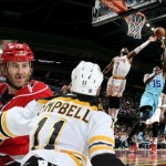charlotte hornets and checkers