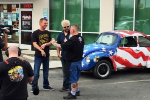 guy fieri in Charlotte