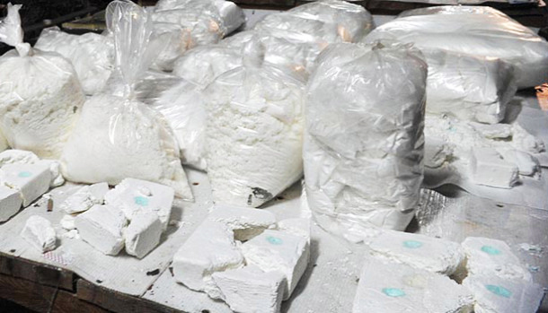 Over $2 Million Of Cocaine Seized In One of Nashville's Largest Drug