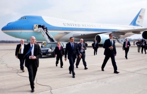 president obama coming to columbia