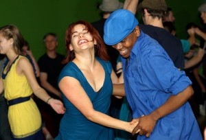 swing dance friday in Charlotte