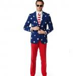 american flag suit on Amazon