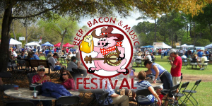 beer bacon and music festival