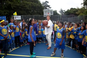 hoops for kids in oakland