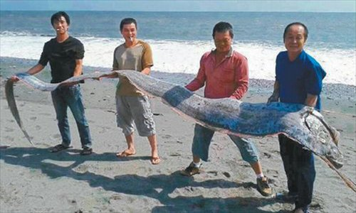 largest oarfish