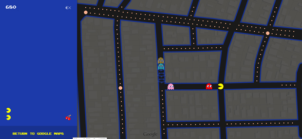 streets of compton pac man