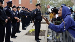 the solution to the baltimore riots
