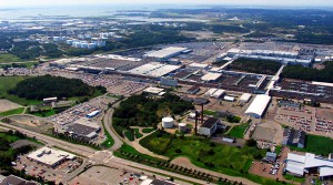 volvo plant coming to Charleston