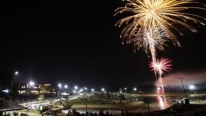 USNWC memorial day fireworks