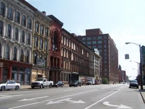 louisville downtown