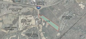 new development in south charlotte