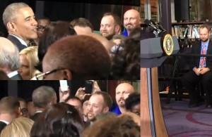 seth ervin meeting obama
