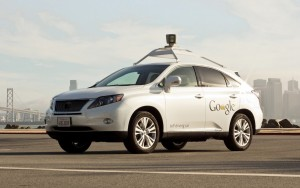 Google-autonomous-vehicles