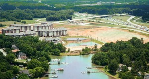 new aquatic center in lake norman