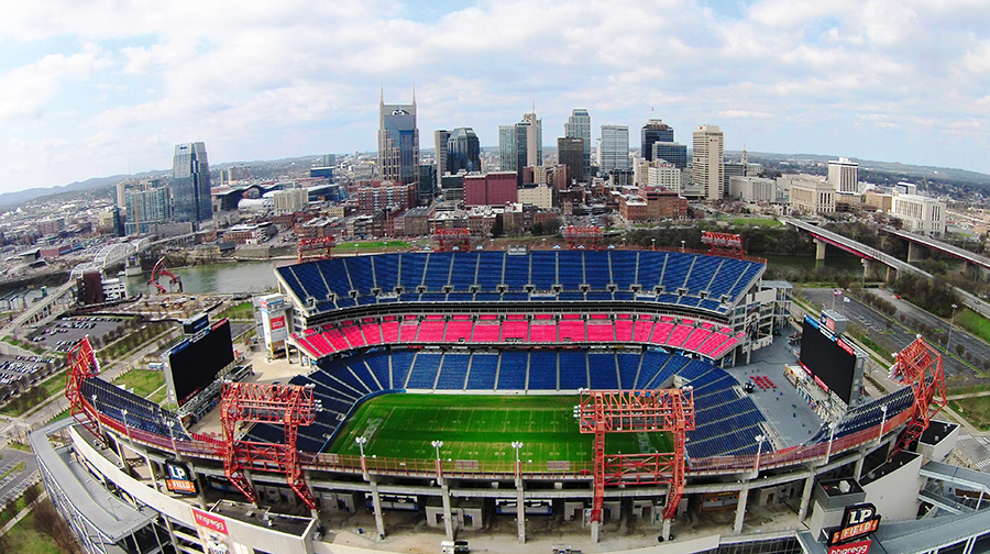 The Tennessee Titans Stadium Has Now Been Officially Renamed