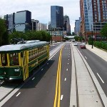 Charlottes first streetcar is now running