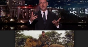 jimmy kimmil cecil the lion