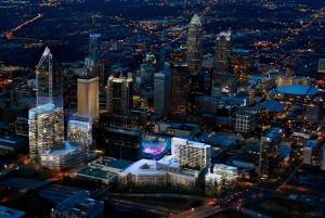 tryon place charlotte highrise