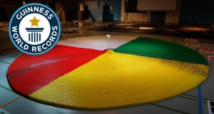 world record dominos