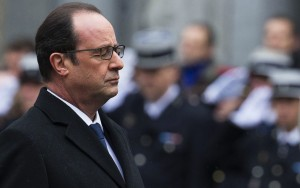 French President will attack isis