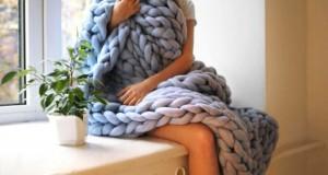 super chunky blankets