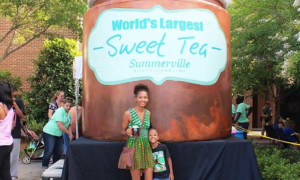 worlds largest sweet tea summerville