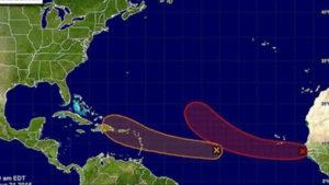 hurricane headed toward SC coast