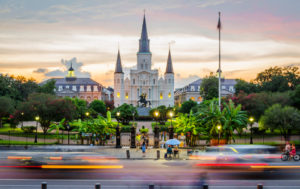 new orleans friendliest city