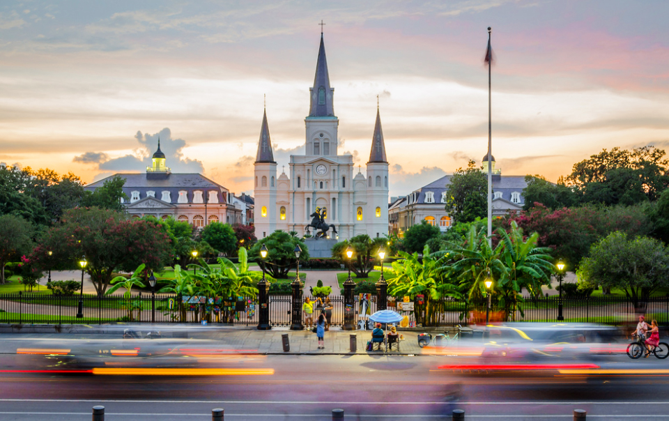 New Orleans Has Just Been Ranked As One Of The Friendliest ...
