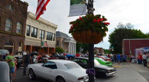 tazewell cruise in
