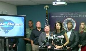matthew-hurricane-evacuation
